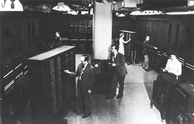 the eniac story historical account of Eniac (which meant electronic numerical integrator and computer) was a computer built between 1943 and 1946 it was designed by two people called john mauchly and j presper eckert.