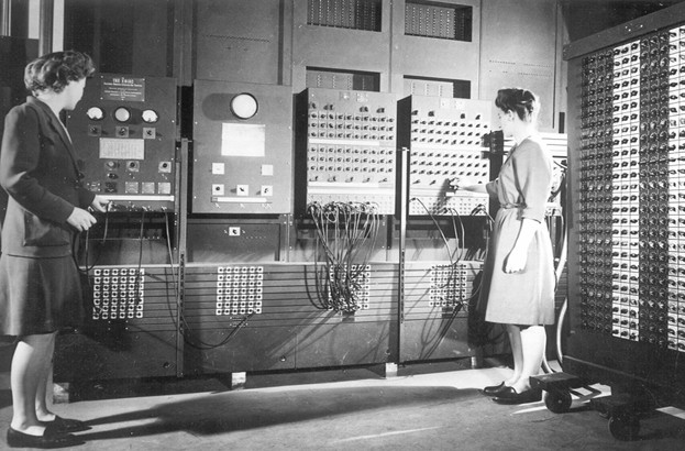 The women of ENIAC and the future of women in tech