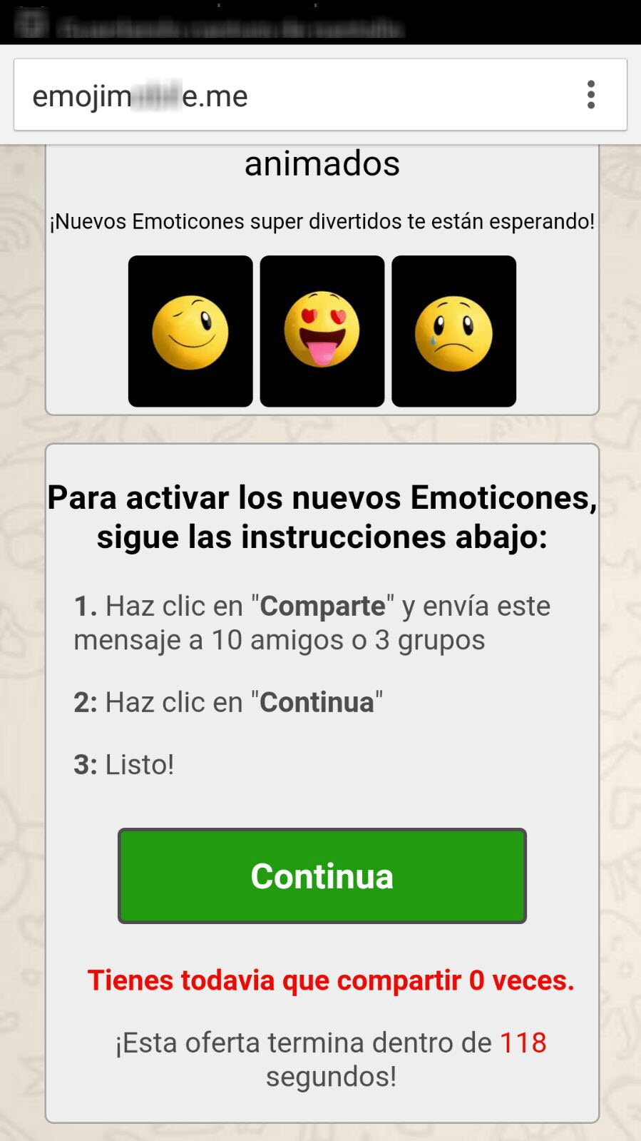 compartir _emoticones