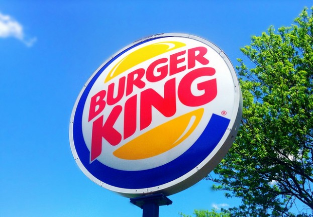 Burger King Scam Nachrichten per Whatsapp