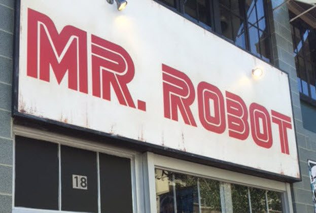 Researching Mr. Robot, Elliot's world, and cybersecurity at Comic‑Con