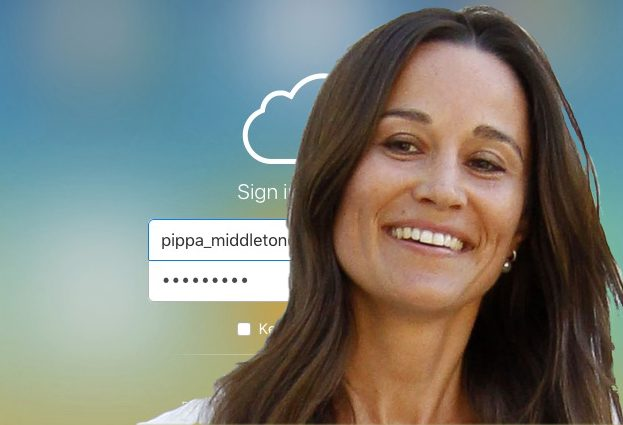 What Pippa Middleton can teach us about iCloud security