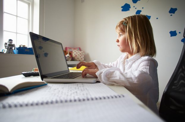 More curious, less cautious: Protecting kids online