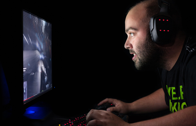 gamers no usan software de seguridad
