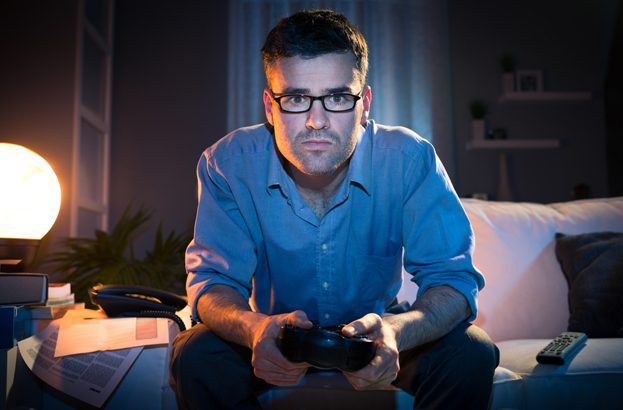 Security takes a backseat for uninterrupted, video game marathons