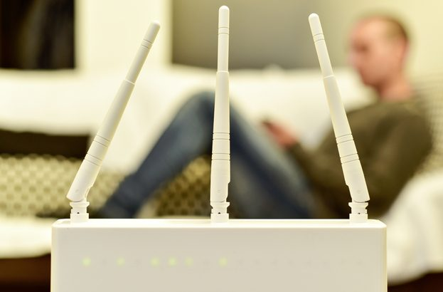 At least 15% of home routers are unsecured