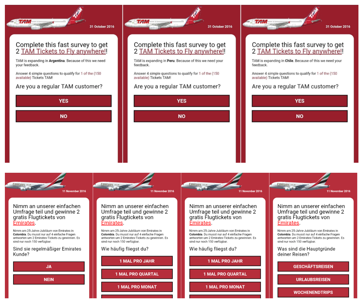 Screen Shot 2016-11-16 at 15.23.37  - Screen Shot 2016 11 16 at 15 - New airline scam promises free Emirates flight tickets