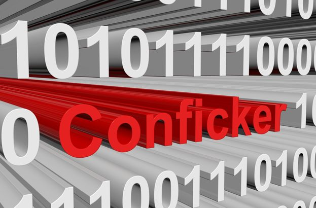 The odd, 8‑year legacy of the Conficker worm