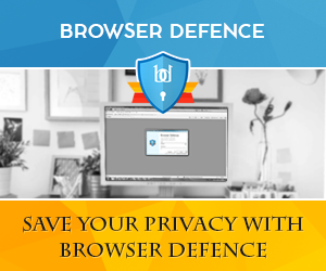 Browser Defence original Banner