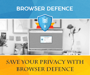 Browser Defence Malware Banner