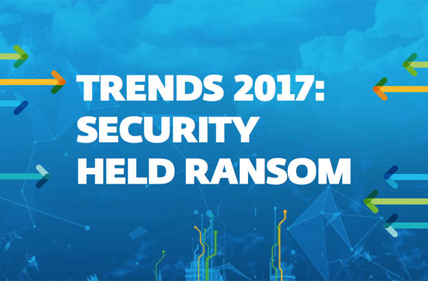 ESET Trends for 2017: Holding security ransom
