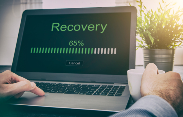 Data recovery - laptop