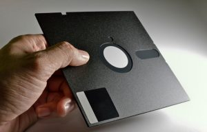 Pakistani Brain floppy disk