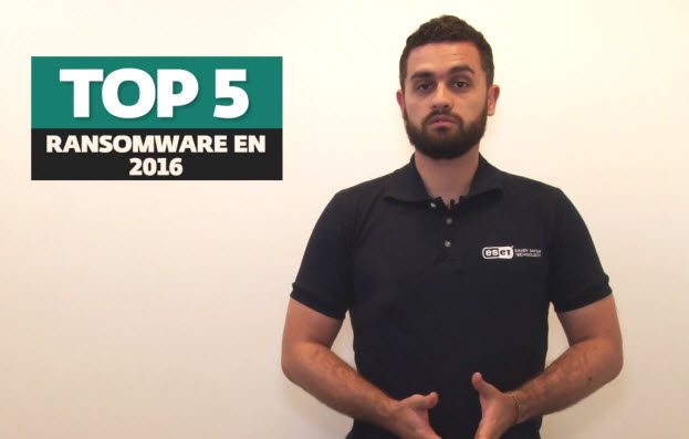 Video: las 5 familias de ransomware más resonantes de 2016