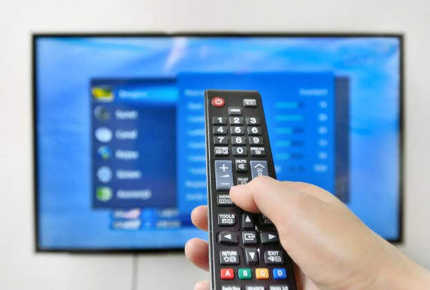 How safe are you around your smart TV?