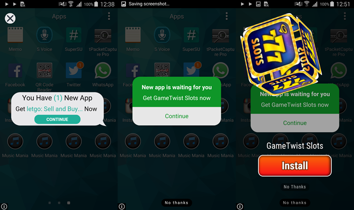 - 8 - Aggressive ad-displaying Google Play app tricks users into leaving high ratings