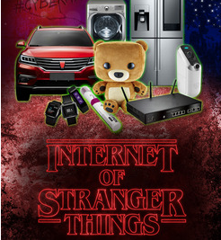 Internet of Stranger Things