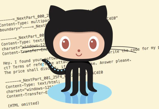 Malware campaign targets open source developers on GitHub