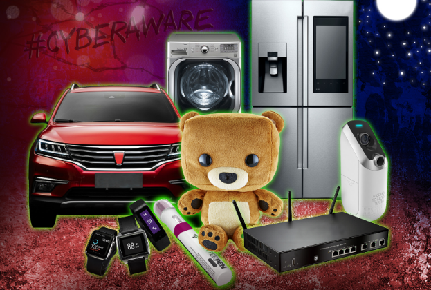 IoT of toys stranger than fiction: Cybersecurity and data privacy update