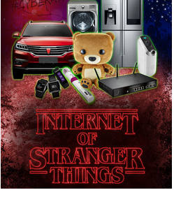 - iot teddy marginal down - Cybersecurity and data privacy update