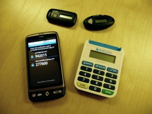 multi factor authentication devices