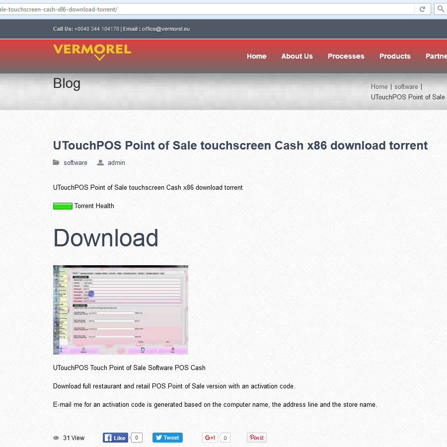 - 6 - Sathurbot: Distributed WordPress password attack
