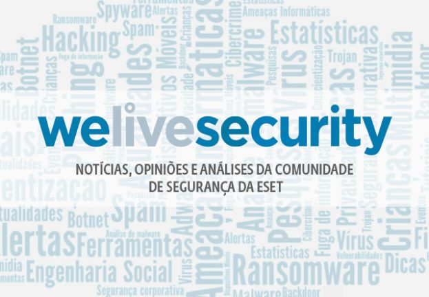 ¡Lanzamos WeLiveSecurity en portugués!
