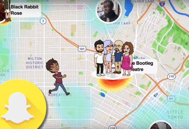 Enable Ghost Mode in Snapchat NOW if you want to keep your location private