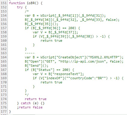 - NSIS 10 - CDNs are starting to become a new way of spreading Malware in Brazil