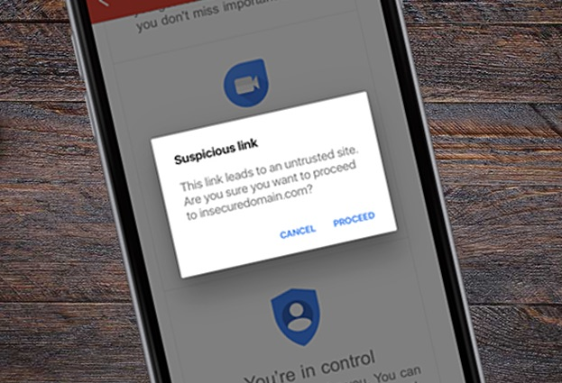 Gmail now warns iOS users about suspicious links, in fight against phishing threats