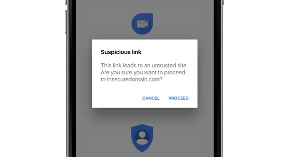Gmail now warns iOS users about suspicious links in fight