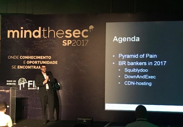 ESET marca presença no Roadsec SP