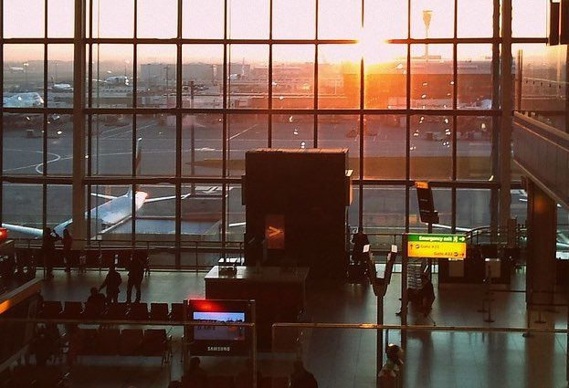 Heathrow security plans 'found on USB stick left in the street'