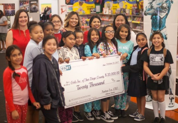 Girls Inc. in the spotlight: Nonprofit Pitch Fest contest grand prize winner