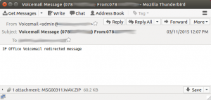 - spam screenshot edited 300x143 - ESET plays crucial part in disrupting botnets using malware family