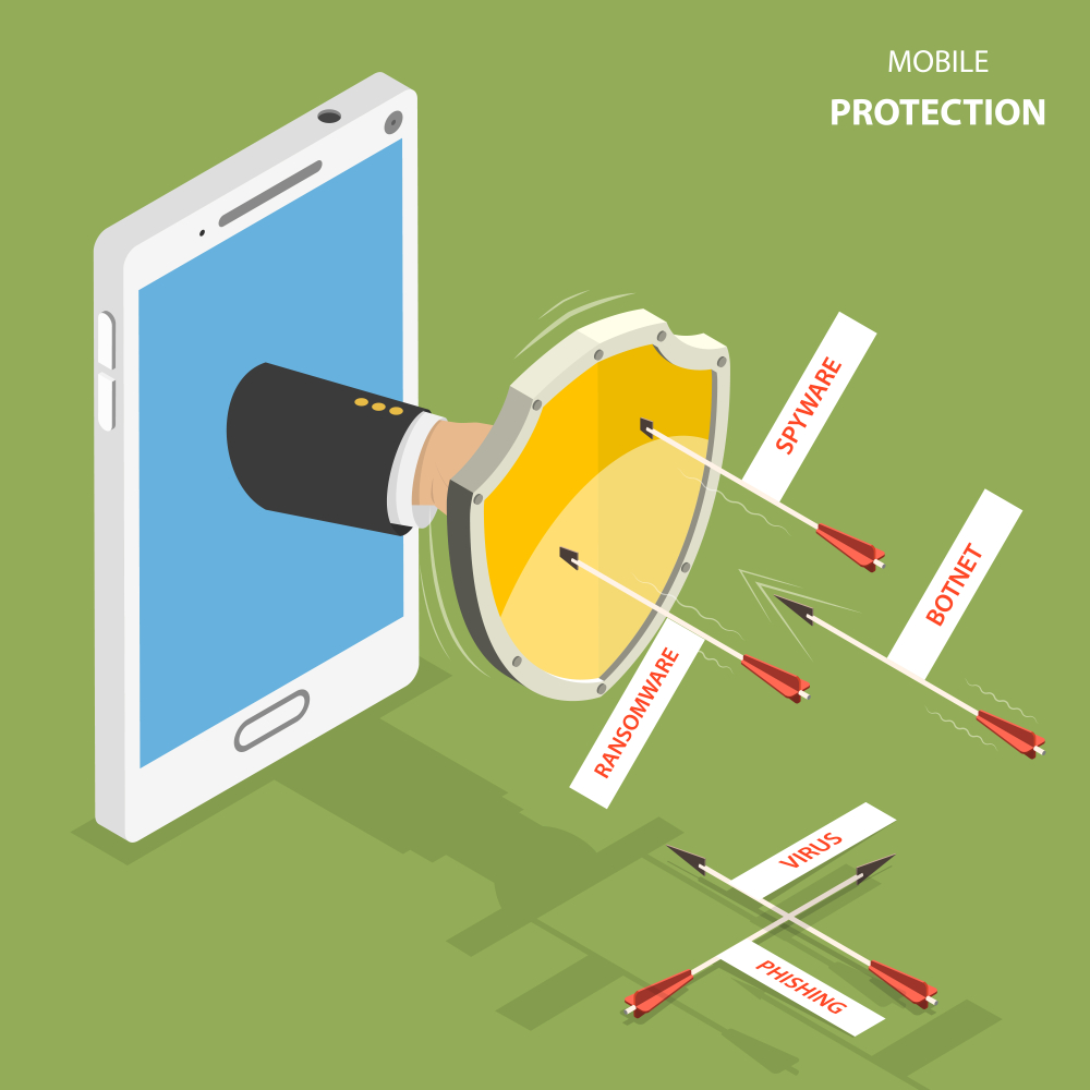 tracker on your phone make your device more resilient against spyware