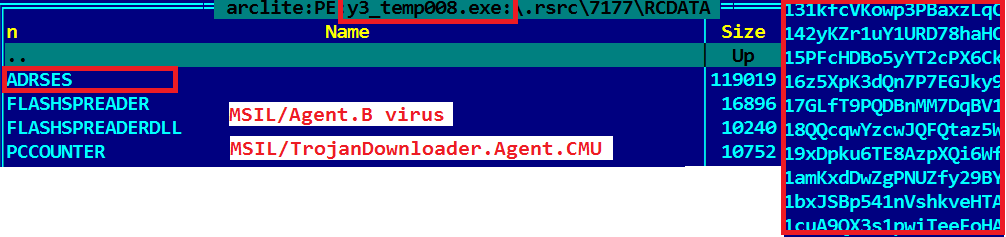 - 3500 bitcoin addresses starting with 1 truncated in the picture - Dangerous malware stealing bitcoin hosted on Download.com for years