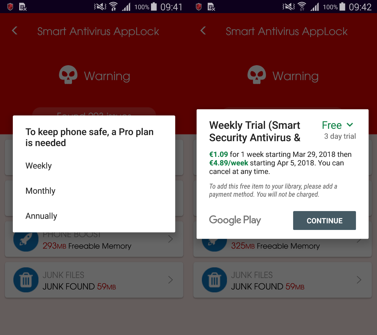 Beware ad slingers thinly disguised as security apps