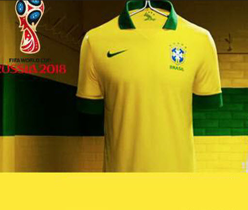 False contest to win jersey of the Brazilian team found on WhatsApp