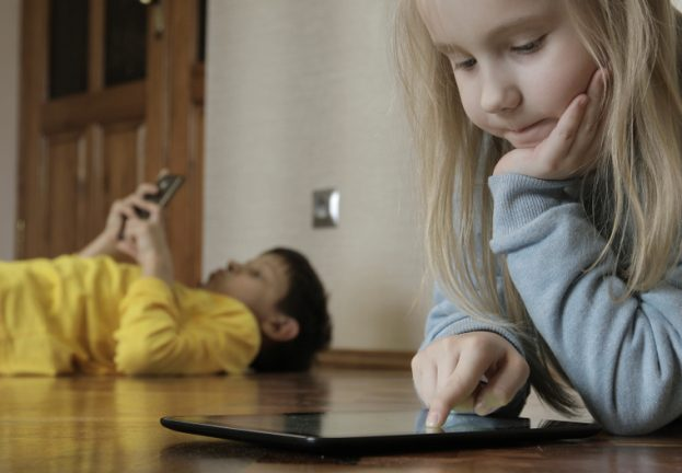 "Children are ""the enemy"" of good IT security"