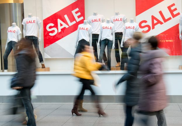 Good deal hunting: Staying safe on Black Friday