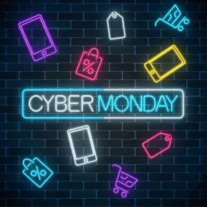 Cyber Monday Smartphone-Security