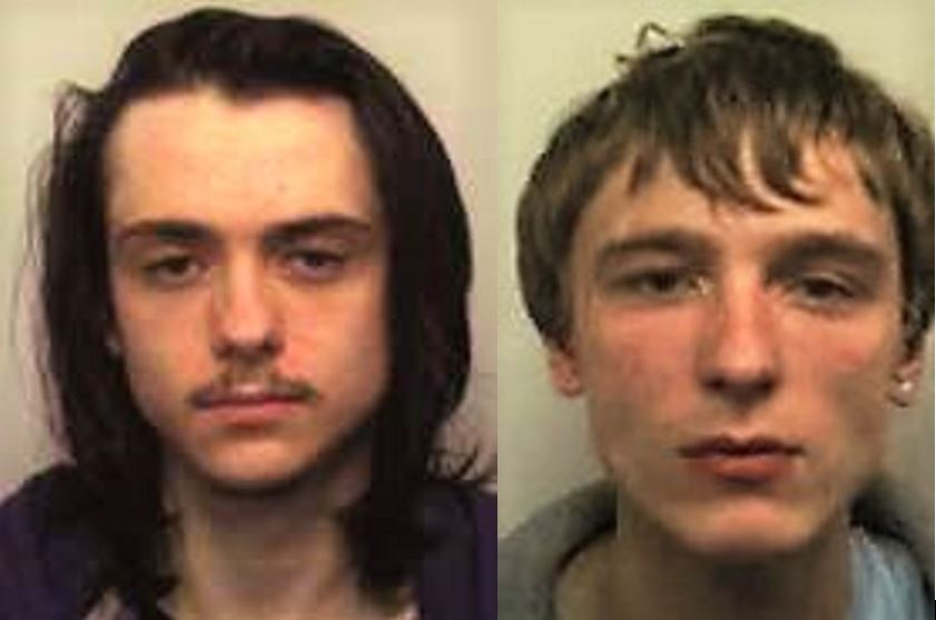 - MugShots - Two Brits jailed for their roles in the TalkTalk data breach