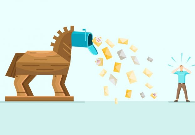 DanaBot evolves beyond banking Trojan with new spam-sending capability