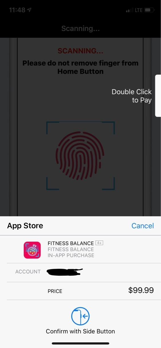 Scam iOS apps