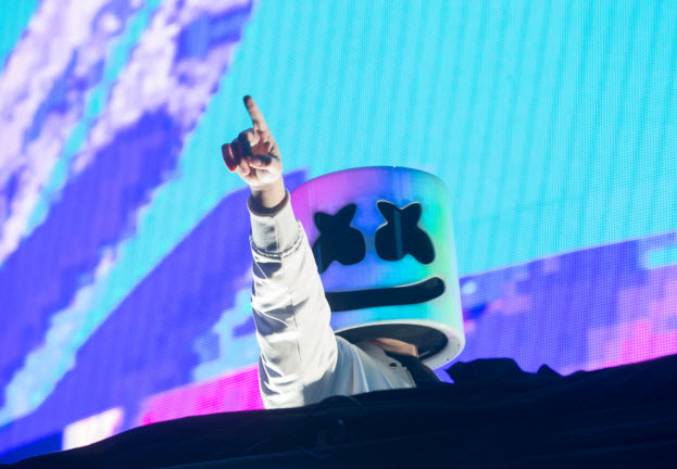 DJ Marshmello concert on Fortnite: An iconic event that also attracted scammers