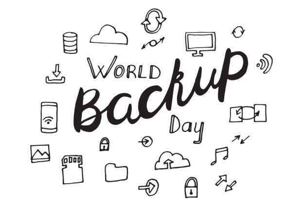 World Backup Day – Daten in sicheren Händen?