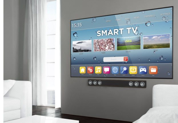 Smart TVs: Yet another way for attackers to break into your home?